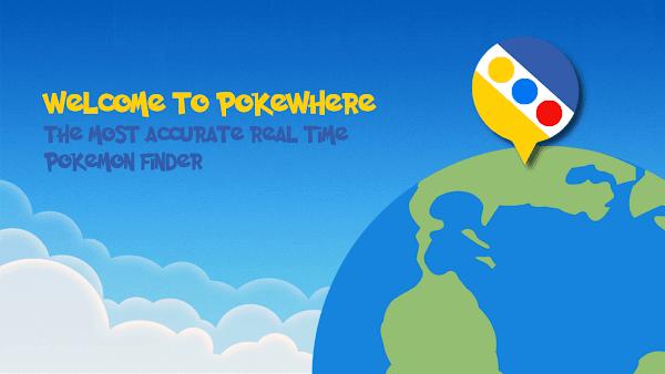 PokeWhere untuk Android