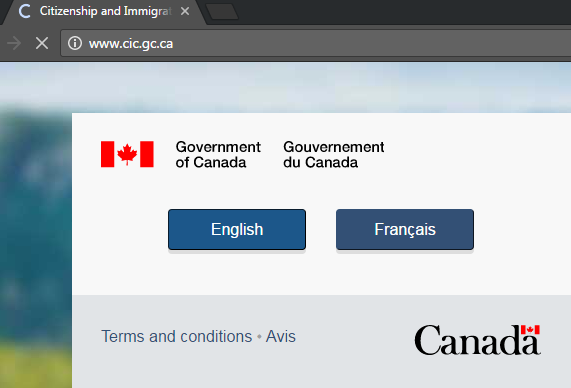 Immigration Website of Canada Goes Down During United State President Election