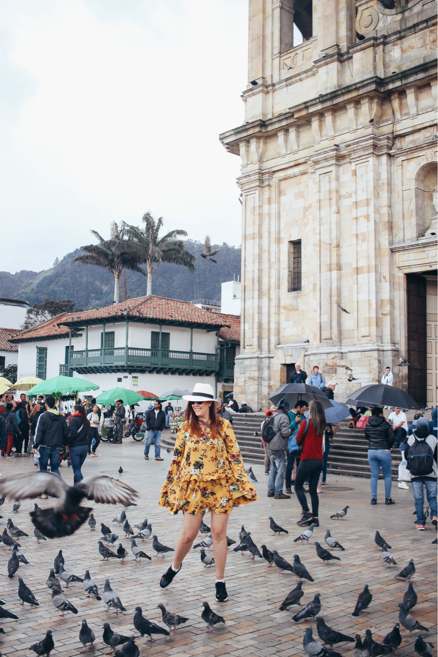 Guia de Viaje BOGOTÁ - COLOMBIA