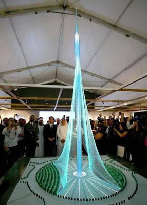 Dubai set to build another tower higher than Burj Khalifa (See Photos)
