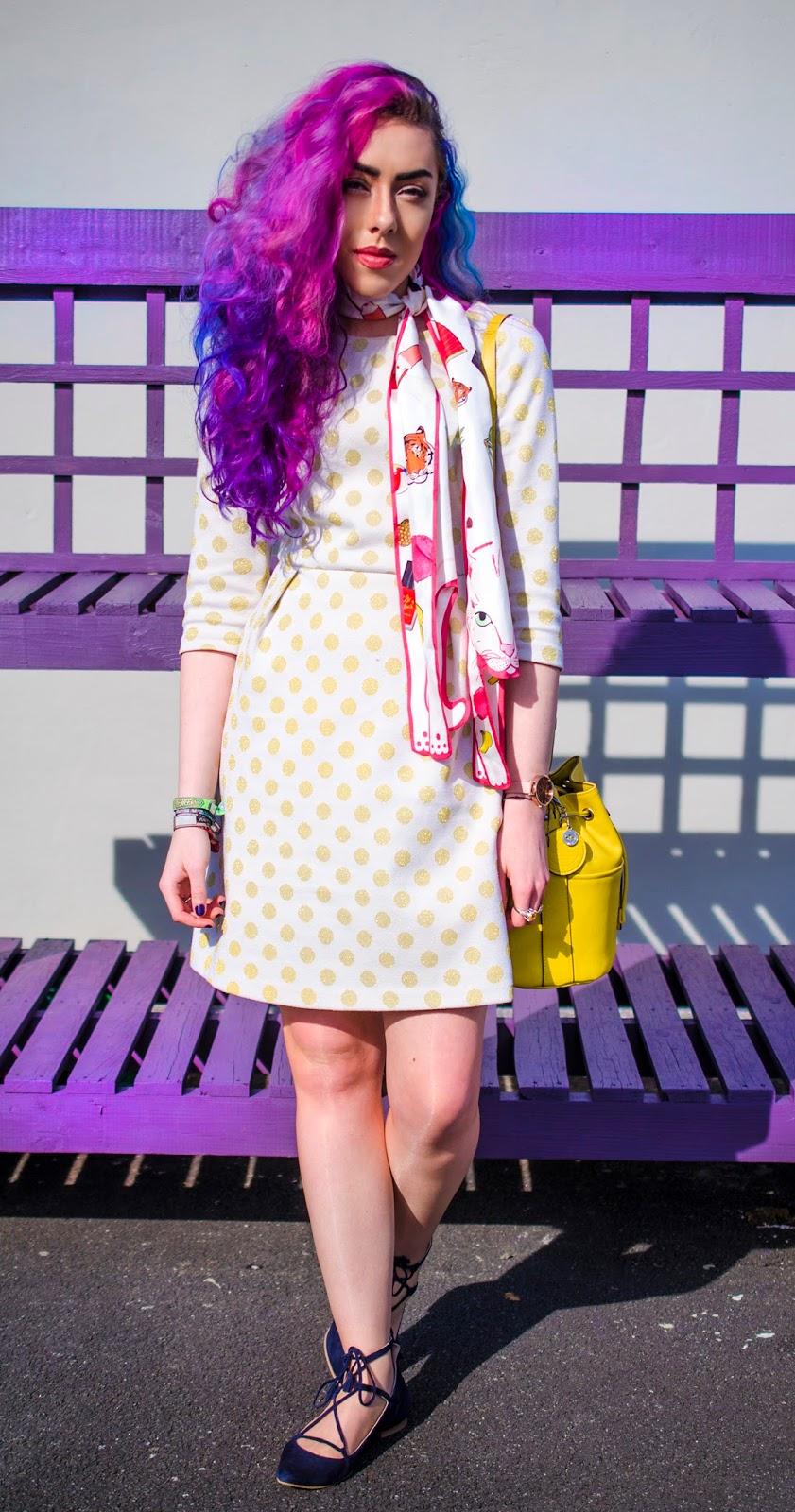 Stephi LaReine style blogger