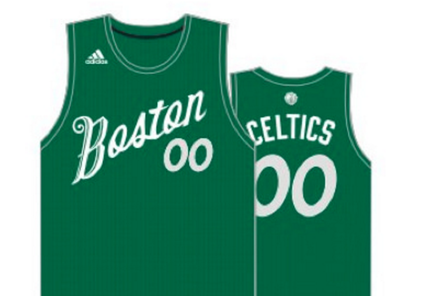 NBA's 2016 Christmas Day jerseys revealed, what do you think of ...
