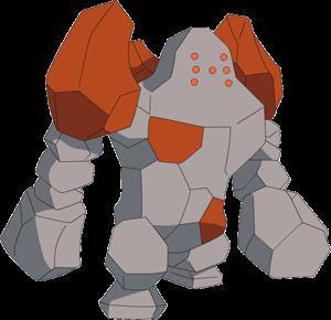 雷吉洛克技能進化攻略 - 寶可夢Pokemon Go精靈技能配招