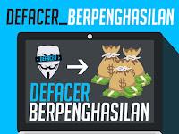 Cara Mendapatkan Uang Dollar Dengan Deface Website