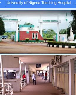 UNTH Enugu School of Nursing Admission Form 2019/2020