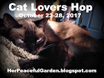 Oct 23-28 Cat Lovers Blog Hop