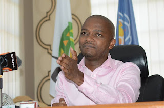 Nick Mwendwa blames banks for allowing Sam Nyamwea withdraw money. PHOTO | BANA