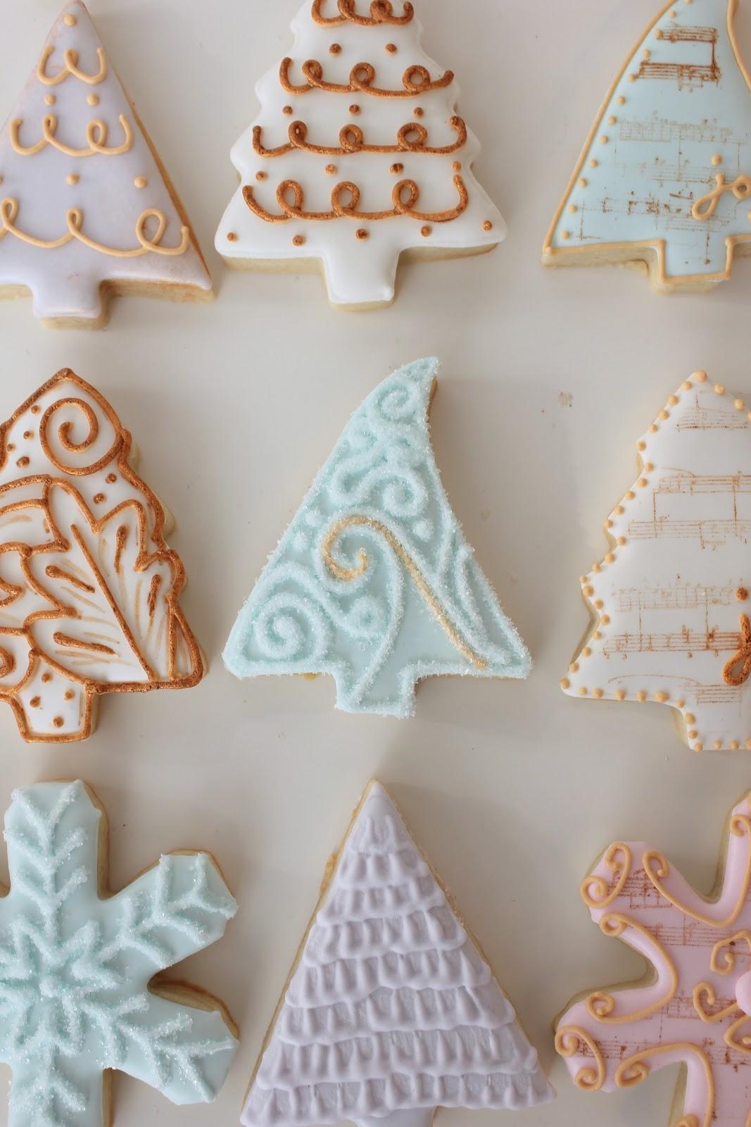 Sugar Bea S Blog Christmas Cookies