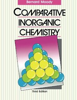Comparative Inorganic Chemistry 3rd Edition