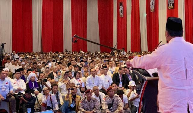 Jendral Gatot dan Rocky Masuk Daftar 80 Putra Putri Terbaik Bakal Dampingi Prabowo