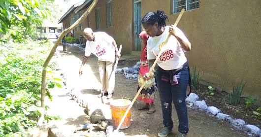 ANDA AFRICAN ADVENTURE PARTICIPATED TO OUR GOOD DEEDS DAY - 2017