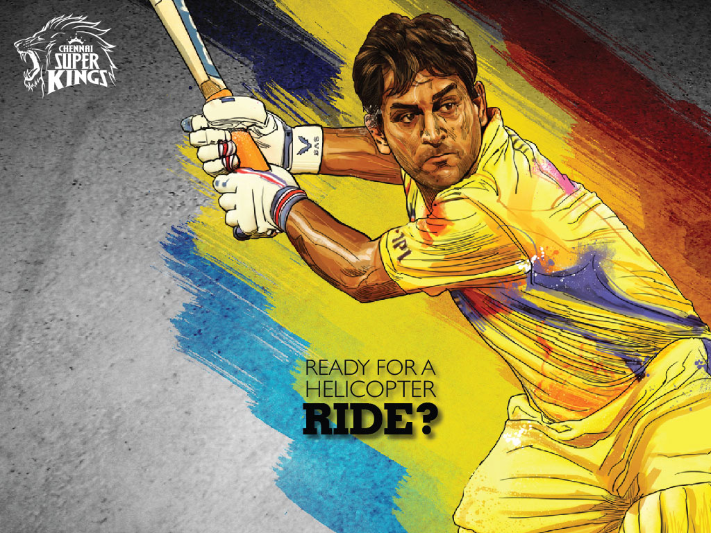 Ms Dhoni Hd Wallpapers Csk: Download IPL Team Wallpapers Logos For Whatsapp DP