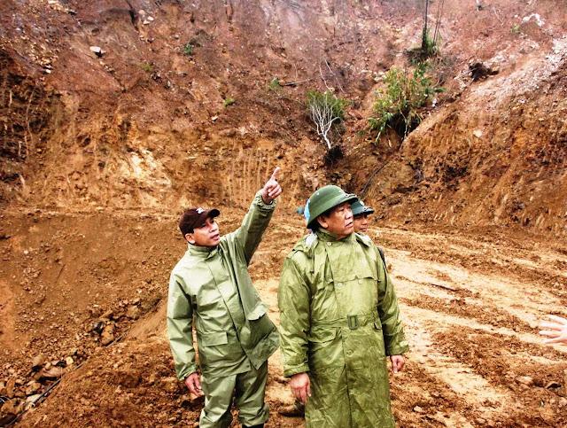 Quảng Nam Quảng Ngãi nỗ lực phòng chống lụt bão