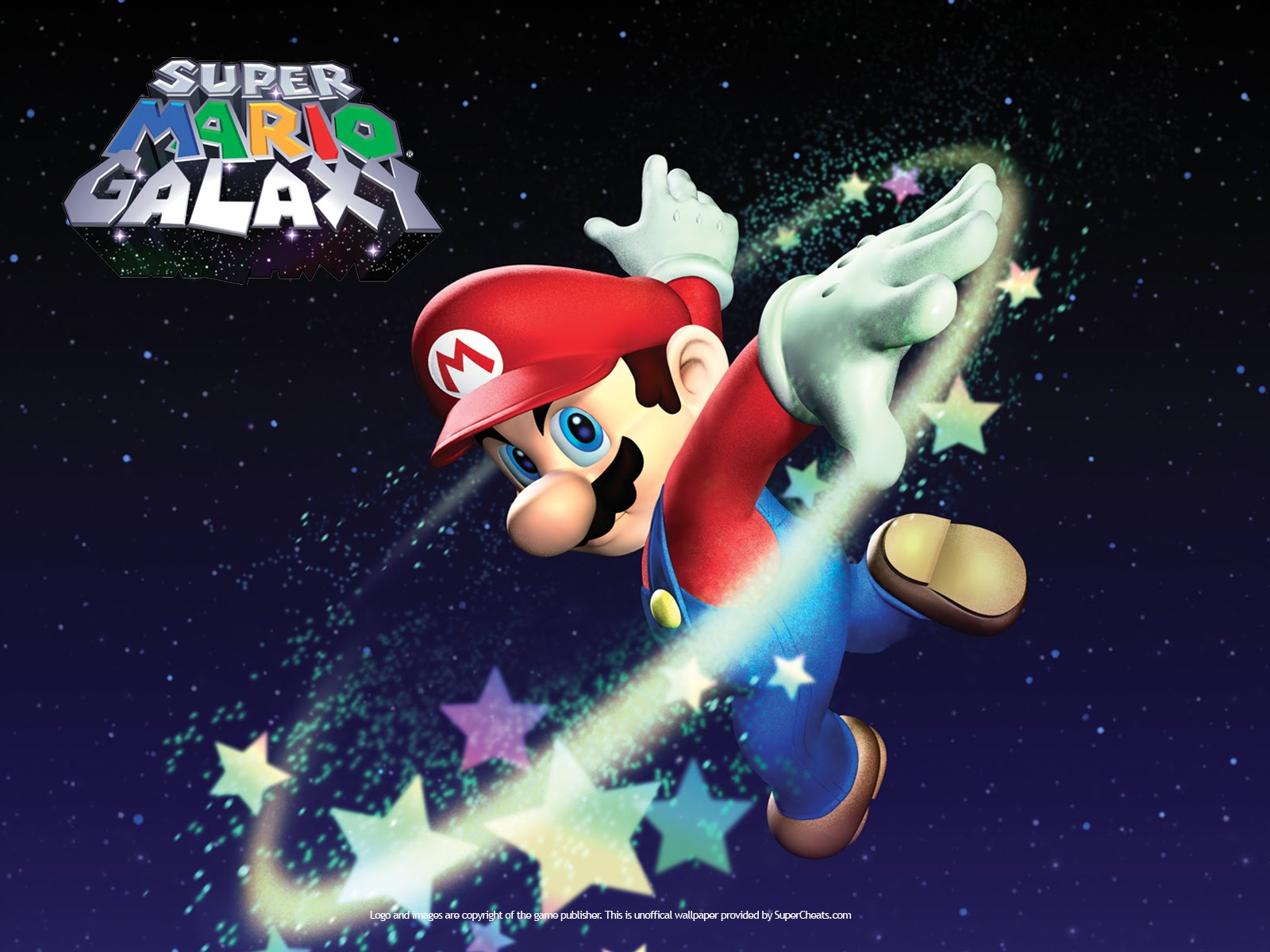 Super Mario Galaxy Wallpapers: Trololo Blogg: Wallpapers 3d Galaxy S