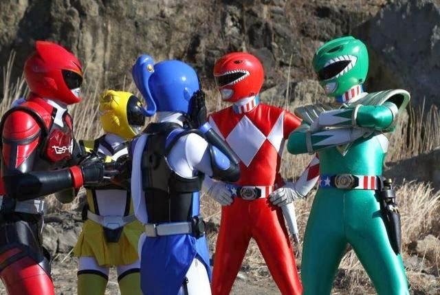 Powerful Rangers QqblfUN