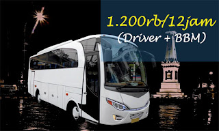 Harga Sewa Bus Medium