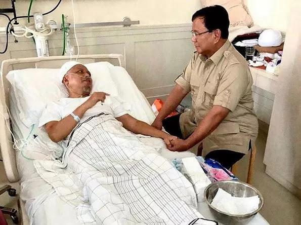 Hamba Allah Pinjamkan Jet Pribadi untuk Ustadz Arifin Ilham Berobat ke Malaysia