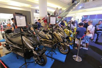 Final CustoMAXI Yamaha - Motornya Keren-keren