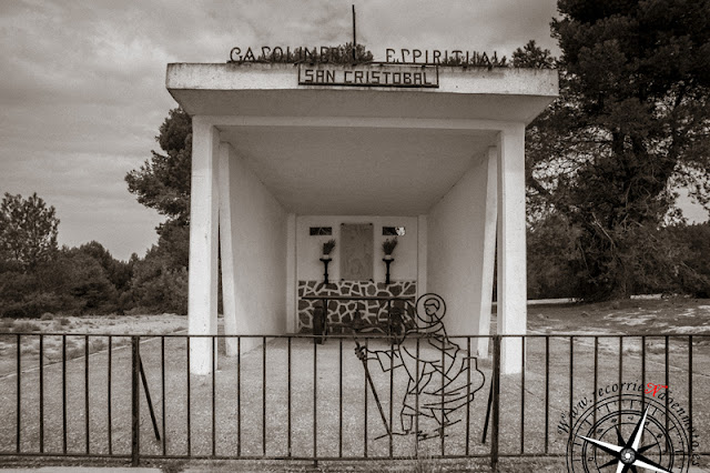 Gasolinera Espiritual de Villarrubio