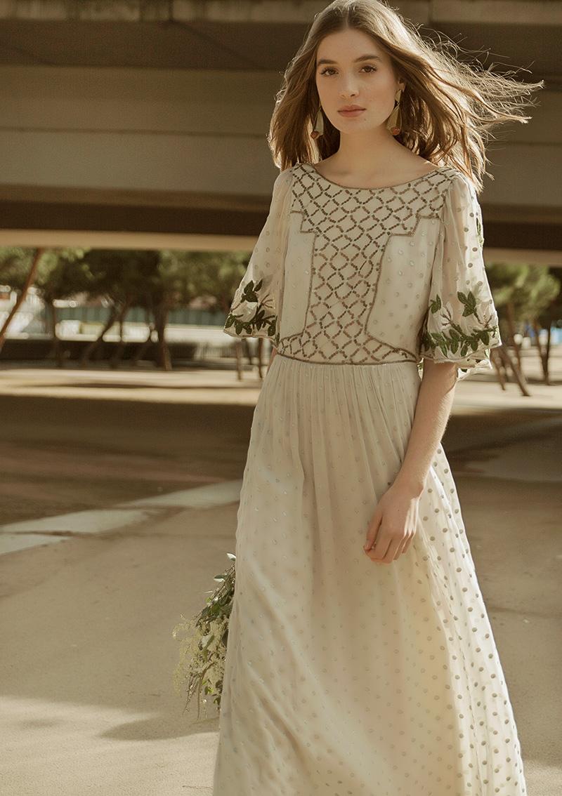 Vestidos de novia baratos... ¡y bonitos! . Que se besen