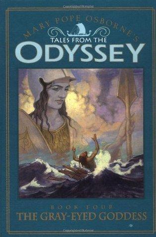Hasil gambar untuk Novel Odisei (Dewi Bermata Kelabu) – Mary Pope Osborne