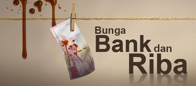 Bank Syariah Termasuk Riba