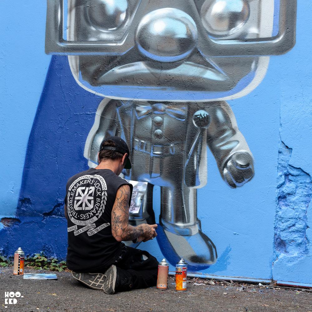 91 Gambar graffiti 3d balloons Untuk Di Contoh