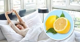 ضع ليمونه في غرفة النوم بجانب السرير وستندهش مما يحدث لك