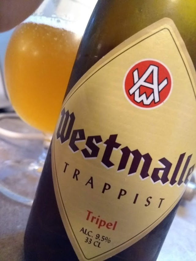 D'gust ! Westmalle trappist triple