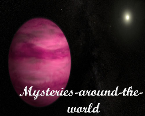 NASA Discovers Pink Planet (page 3) - Pics about space