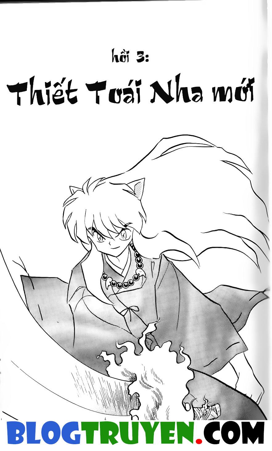 Inuyasha vol 20.3 trang 2