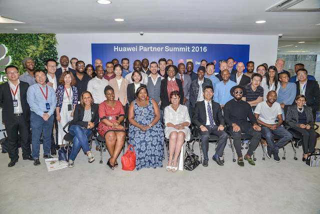 @HuaweiZA Collaborations With #MusicVendors Is Accelerating #DigitalEconomy In Africa