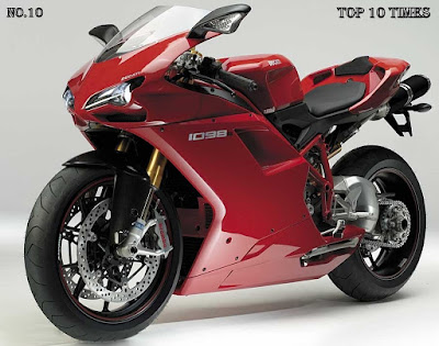 Top 10 Fastest Racing Sports Bikes In The World In 2016 Top 10 Times