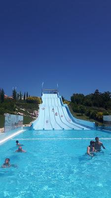 Aquapark Istralandia in Kroatien