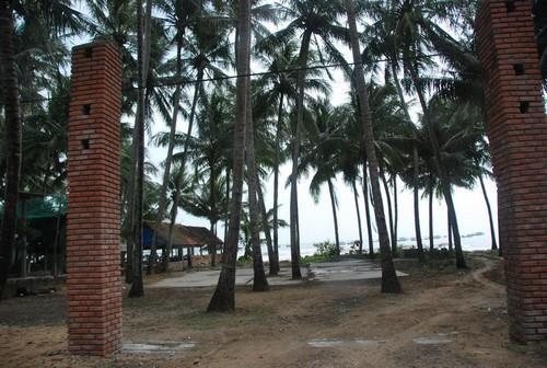 Xe hợp đồng Phú Yên - Khu du lịch bãi biển Long Thủy