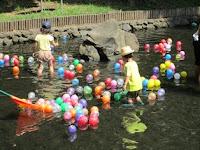 8月4日、18日、25日 里山夏祭り
