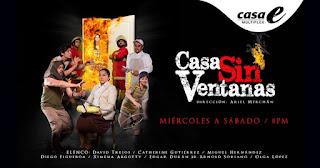 LA CASA SIN VENTANAS (Teatro Inmersivo)
