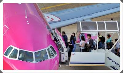 Criza Romani blocati pe Aeroportul Ciampino din Roma