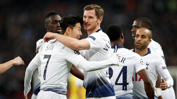 Berikut Berita Semifinal Liga Champions Dan Empat Mantan Tottenham Vs Ajax 2019