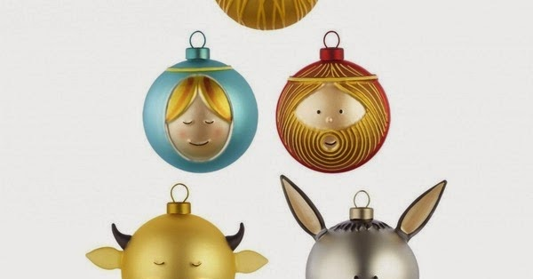 Liebling der woche weihnachten palle presepe for Alessi weihnachtskugeln