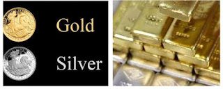 ORIGINAL PURPOSE OF GOD FOR SILVER AND GOLD