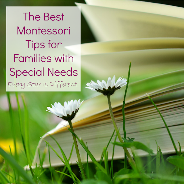 The Best Montessori Tips for Families with Special Needs
