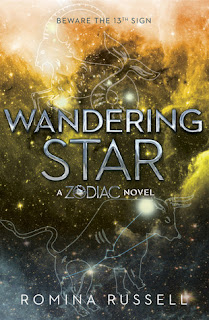 wandering star, zodiac, romina russell, book, space, fantasy, romance, sci-fi