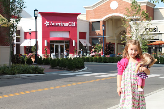 American Girl Party!