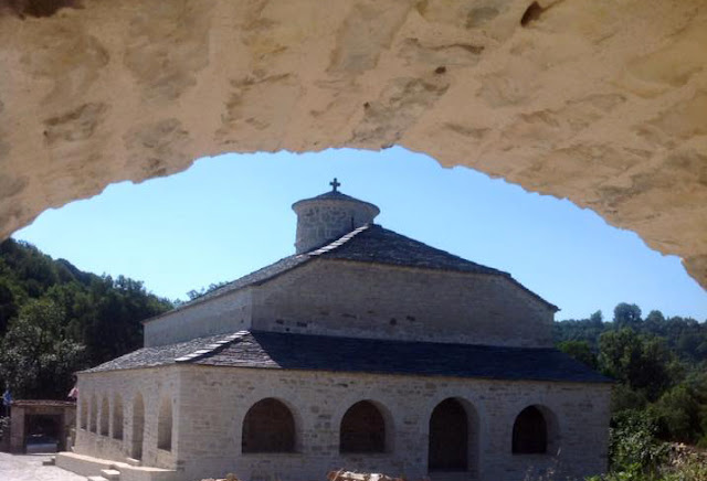 Αναστηλώνεται το ιστορικό μοναστήρι Αγίας Μαρίνας Λύκου Φιλιατών...