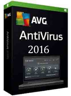 AVG Antivirus 2016 Cover