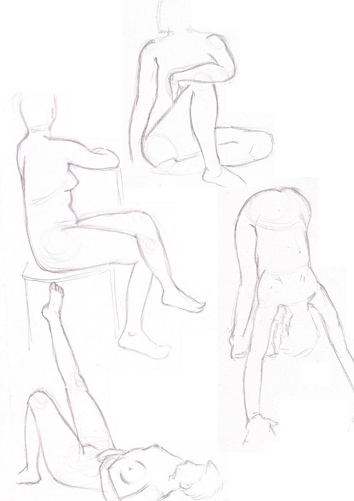 Julia Young Animation: Life Drawing