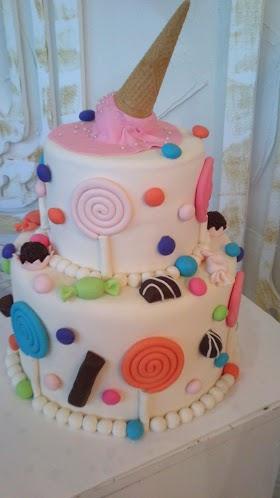 İSMEK Pastacılık Kursu Şeker Hamurlu Pastalar