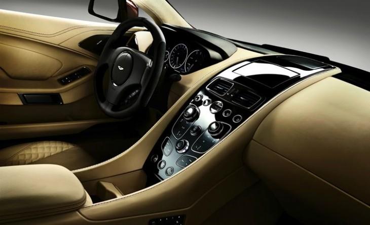2013 Aston Martin Vanquish World Full Of Art