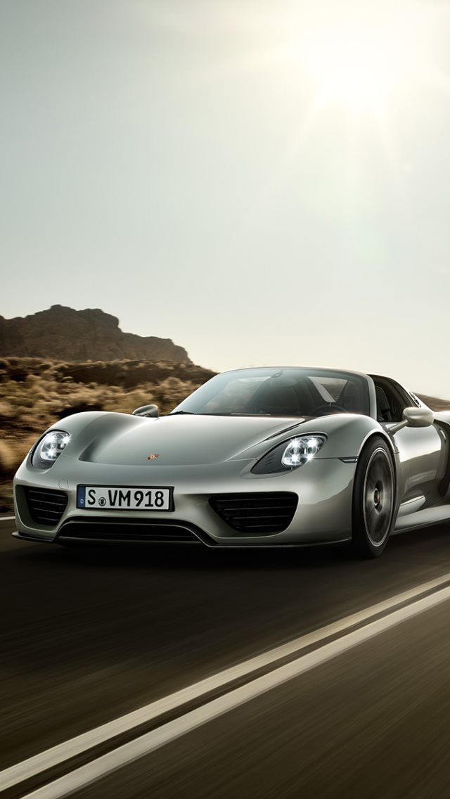 with many smartphones wallpaper 2 porsche 918 spyder prototype - Porsche 918 Spyder Wallpaper